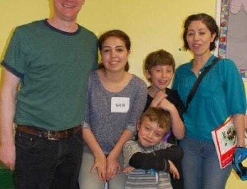 Alejandra Bravo – Parent