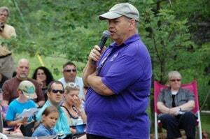 Toronto Summer Music Camp Director Les Dobbin