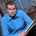 Toronto Drumming and Percussion Teacher Jonny Smith