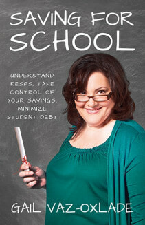 Book cover of 'Saving for School'