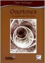 Cover of Overtones: A Comprehensive Flute Series - Technique Prepartory-10