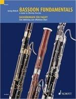 Cover of Klutsch: Bassoon Fundamentals