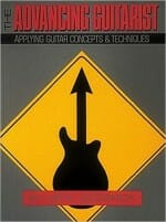 Cover of The Advancing Guitarist
