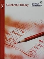 Cover of Celebrate Theory Book Two by Royal Conservatory of Music