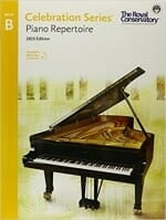 Cover of Celebration Series Piano Repertoire Prep B