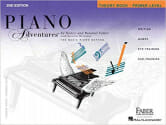 Cover of Faber Piano Adventures Theory Primer Level