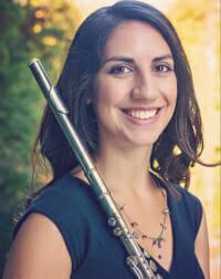 Toronto Flute Teacher Katherine Watson