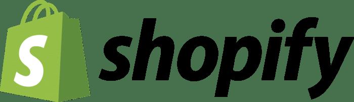 Shopify Logo and Wordmark