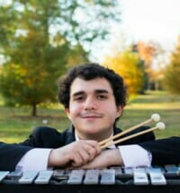 Toronto Drum and Percussion Teacher Louis Pino