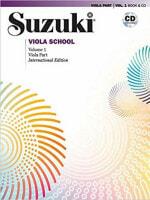Cover of Suzuki Viola School Book 1