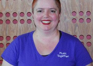 Toronto and GTA Music Together Teacher Jennifer Gauthier