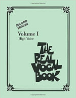 Cover of The Real Vocal Book