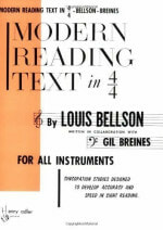 Cover of Modern Reading Text in 4/4