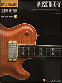 Cover of Music Theory for Guitarists
